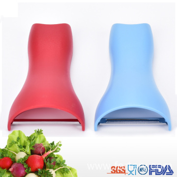 China for Fruit Peeler Plastic Scratch-Proof Vegetable Melon Pumpkin Vegetable export to France Suppliers